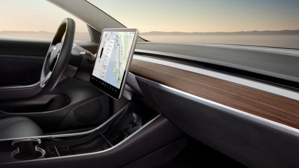 Erste Tesla-Model-3-Tester: \