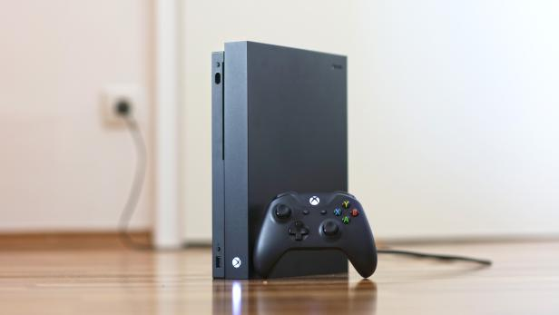 Xbox One X Im Test Zeit Die Xbox One Wegzuschmeissen Futurezoneat