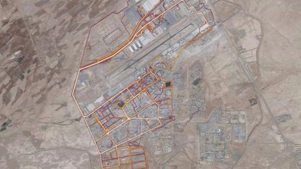 Fitness-App Strava verrät geheime US-Militärbasen | futurezone.at