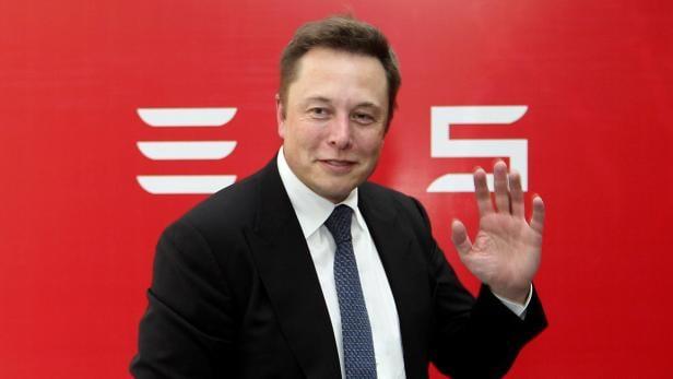 Tesla-Boss Elon Musk.