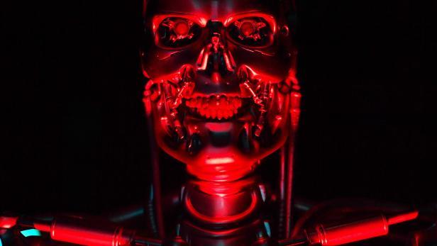 BRITAIN-SCIENCE-EXHBITION-ROBOT