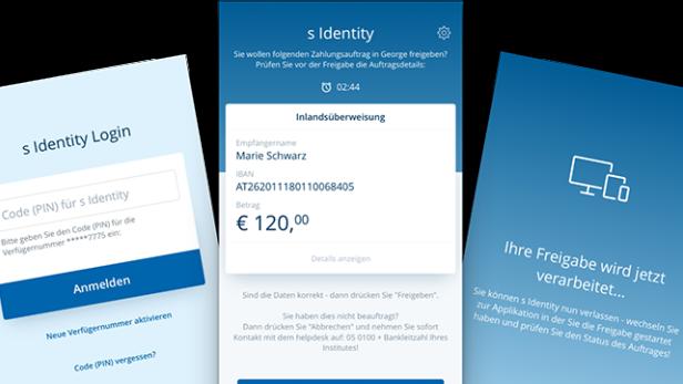 brand new eb699 82b14 Erste Bank: App löst TAC-SMS bei Online-Überweisungen ab ...