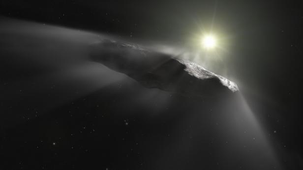 SPACE-ARTISTÕS-IMPRESSION-INTERSTELLAR-ASTEROID-`OUMUAMUA
