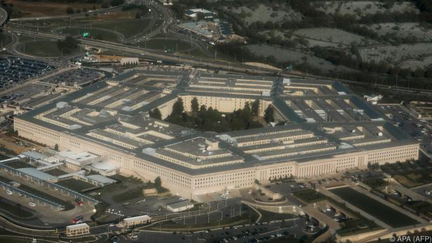 Auch das Pentagon wird über das Budget finanziert