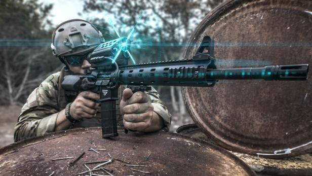 Entfernungsmesser Für Gewehre : Das smart rifle: mythos und wahrheit des linux gewehrs futurezone.at