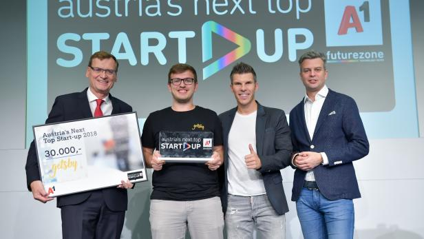 Austria's Next Top Start Up