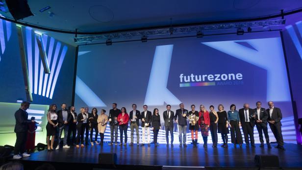 Futurezone Award 2018
