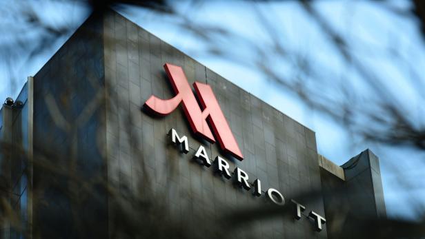CHINA-US-POLITICS-INVESTIGATION-HOTELS-MARRIOTT