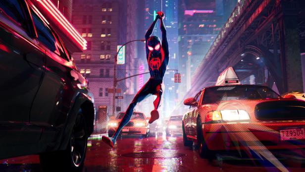 Filmkritik: Spider-Man: Into the Spider-Verse