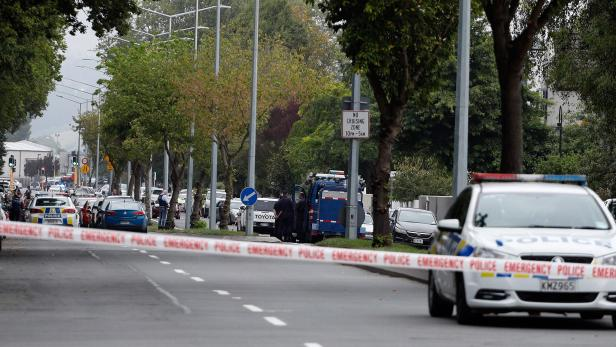 neuseeland terror