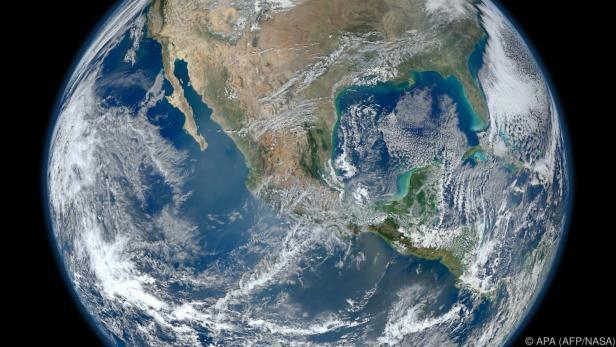 Die Aufnahmen helfen, Veränderungen in der Ozonschicht zu verfolgen