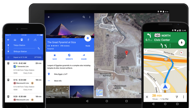 How To Get Google Maps Offline on