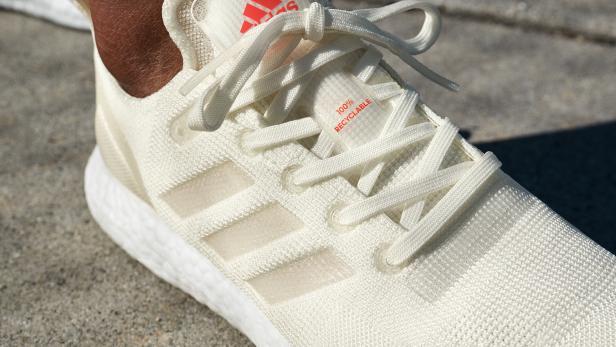 Adidas präsentiert komplett recycelbare Sneaker