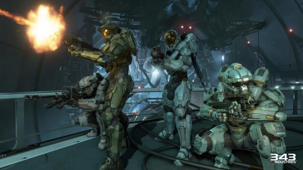 Halo 5 Matchmaking langsam Deba lovato Dating-Liste