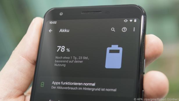 Android Q soll auch die Akkulaufzeit vieler Smartphones verbessern