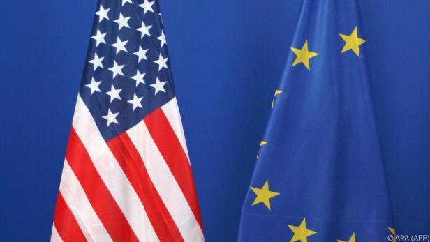 Beziehungen der EU zu den USA auf dem Prüfstand