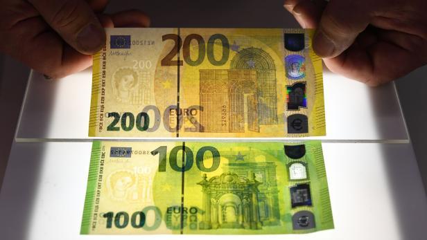 GERMANY-EU-ECB-BANKNOTES