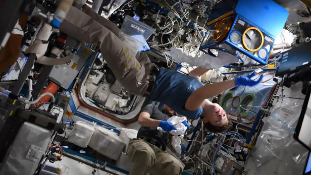 US-SPACE-ISS-EDUCATION