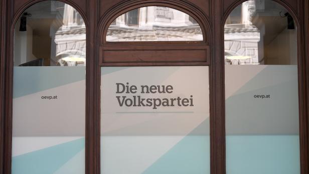 ++ THEMENBILD ++ ÖVP / NEUE VOLKSPARTEI