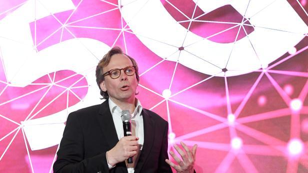 """PK """"5G-PIONIER ÖSTERREICH - T-MOBILE STARTET 5G-NETZ"""": BIERWIRTTH"""