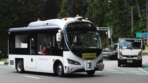 SINGAPORE-TRANSPORT-VEHICLE-TECHNOLOGY-AUTONOMOUS