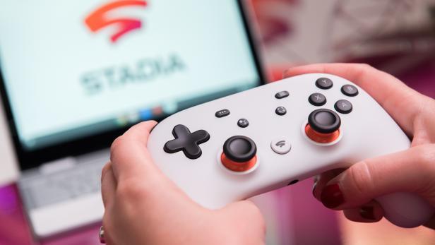 Gamescom - Stadia