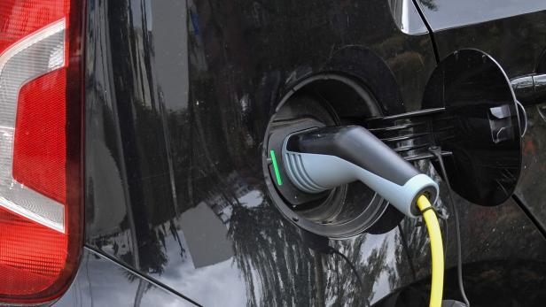 Elektrofahrzeug VW