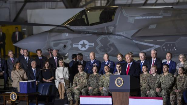 US President Trump signs National Defense Authorization Act for Fiscal Year 2020