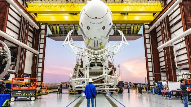 FILES-US-SPACE-SPACEX