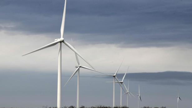 ARGENTINA-ENVIRONMENT-ENERGY-WIND FARM