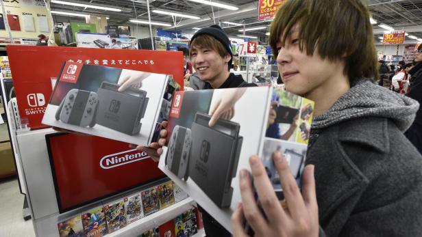 Nintendo results
