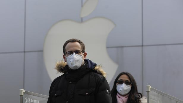 Apple closes stores due to coronavirus outbreak in China
