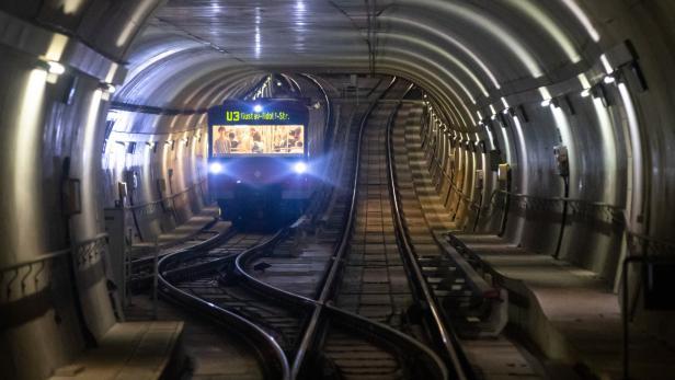 Fahrerlose U-Bahn in Nürnberg