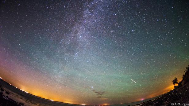 Radioteleskope hatten die Milchstraße nach Funksignalen abgehorcht