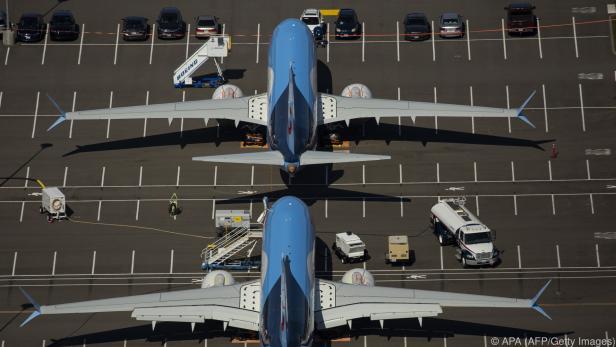 Boeing hält trotzdem am Modell 737 Max fest