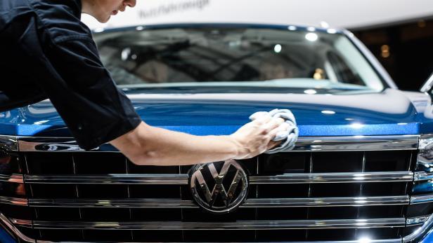 Volkswagen AG annual general meeting in Berlin