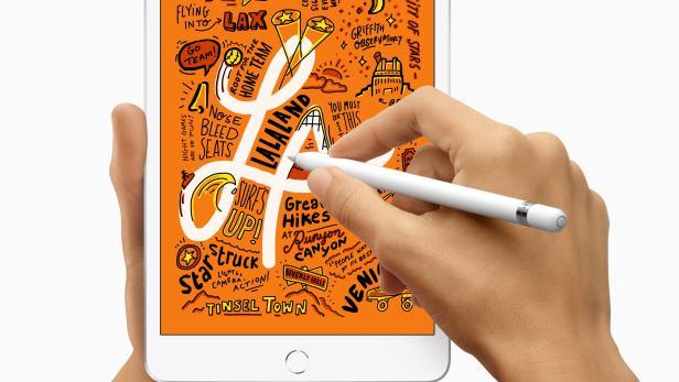 Apple introduces new iPads