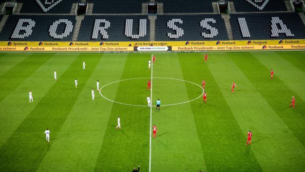 Borussia Moenchengladbach vs FC Cologne