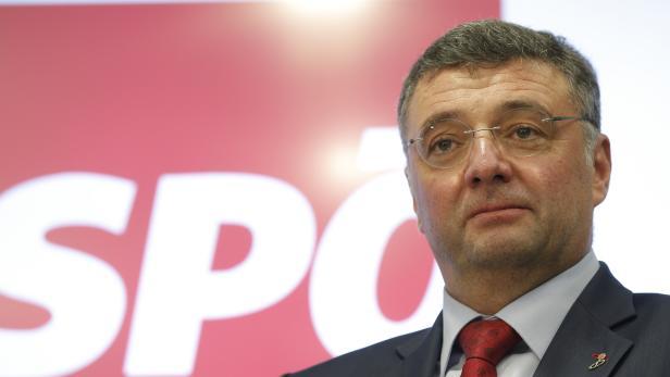 STEIERMARK-WAHL: SPÖ STEIERMARK LANDESPARTEIVORSTAND: LEICHTFRIED