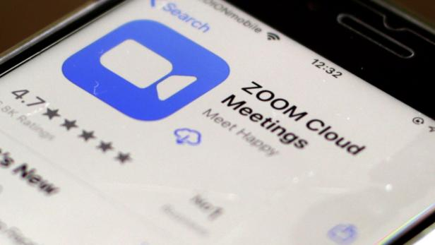 Zoom videoconferencing app sees a rise in users during ongoing novel coronavirus disease COVID-19 pandemic