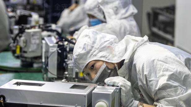 China Covid 19 epidemic economy