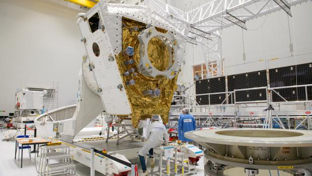 BepiColombo, Europe's first mission to Mercury