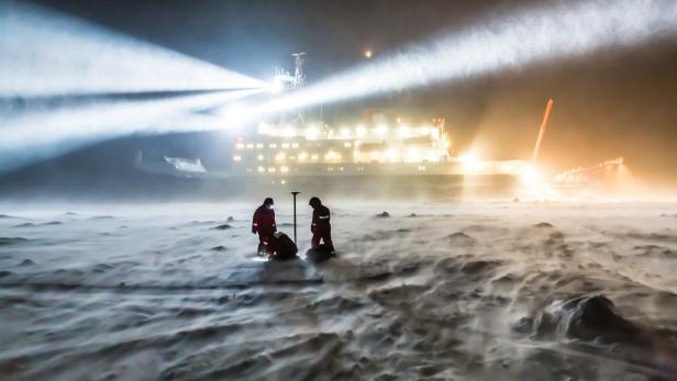 MOSAiC, first year-round expedition to explore Arctic climate system