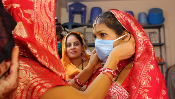 Marriage amid Coronavirus