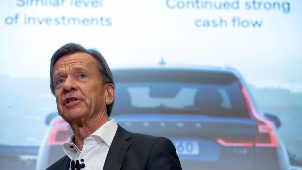 BELGIUM-ECONOMY-CARS-VOLVO-RESULTS