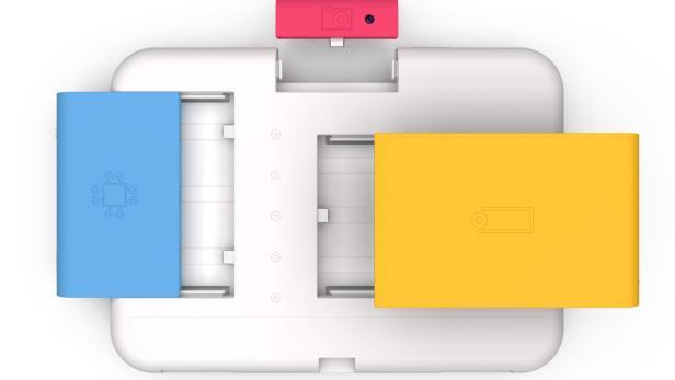 Infinity Neuer Modularer Android Laptop Für Kinder Futurezoneat