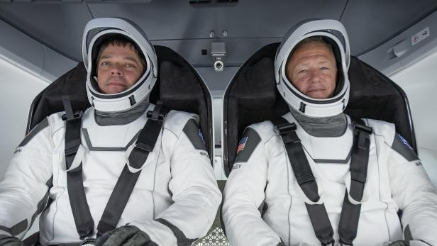 SpaceX Crew Dragon Demo2 manned space mission scheduled from the Kennedy Space Center