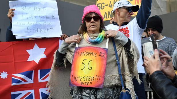 AUSTRALIA-HEALTH-VIRUS-PROTEST