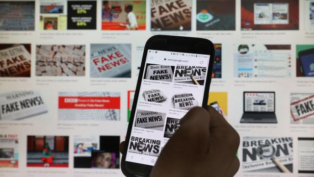 India's fighting against fake news