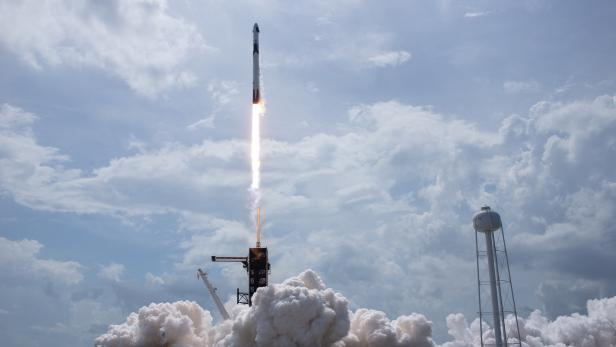 SpaceX Demo-2 Launch